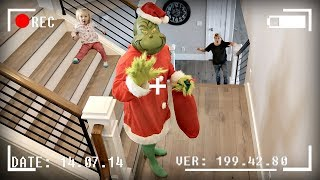 The GRINCH Snuck into our House and PRANKED US!