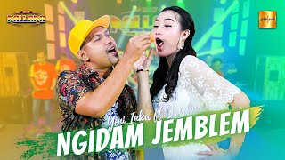 Yeni Inka ft Brodin New Pallapa - Ngidam Jemblem  Live