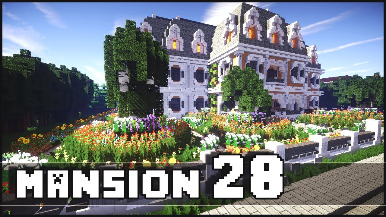 Epic Mansions Minecraft Epic Mansion 28