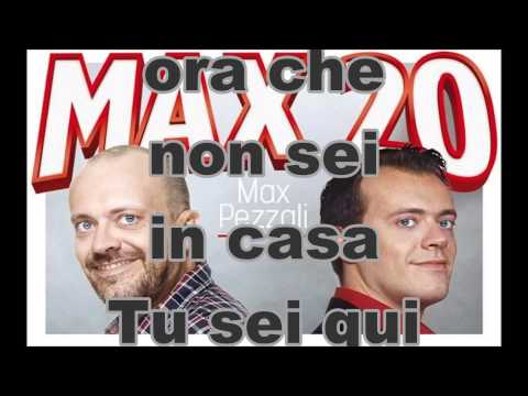 Max Pezzali Eccoti Feat  Francesco Renga) - Max 20