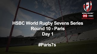 HSBC World Rugby Sevens Series 2019 - Paris Day 1