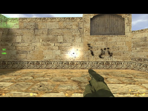 Counter Strike 1.6 Modern Warfare 2 Skins