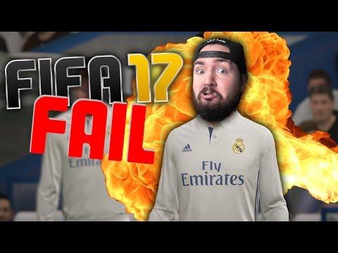 FIFA 17 FAIL!
