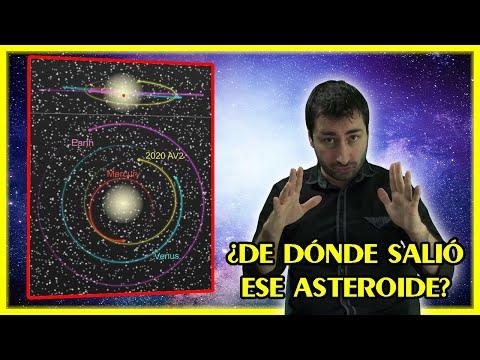 Aparece un Asteroide Enorme con Orbita Nunca Vista y Viajando a GRAN VELOCIDAD