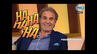 """Lo Mejor de Oscar Ruggeri en """"90 Minutos de Futbol"""" (Super Bonus)"""