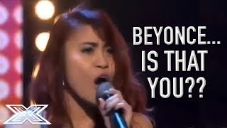 Download Lagu Beyoncé Soundalike Delivers A STUNNING Audition! | X Factor Global Gratis STAFABAND