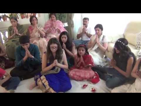 Saraswati Puja  Nav Grah 5 (9 Planet Prayers) video