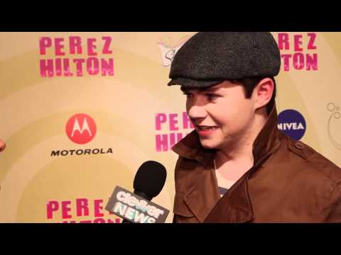 Damian McGinty Talks Glee Finale in New Interview!
