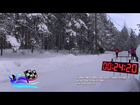Pääsküla 8. raba maraton