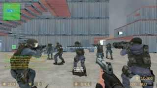 Counter-Strike Source Zombie Mod - Info + Un Poco De Humor