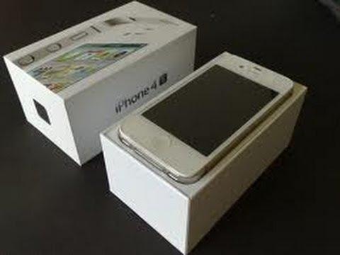 hqdefault jpgIphone 4s White 16gb