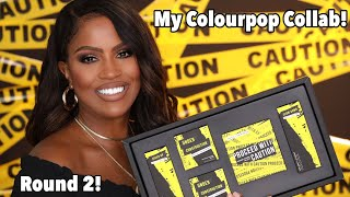 SHAYLA X COLOURPOP ROUND 2 - PROCEED WITH CAUTION