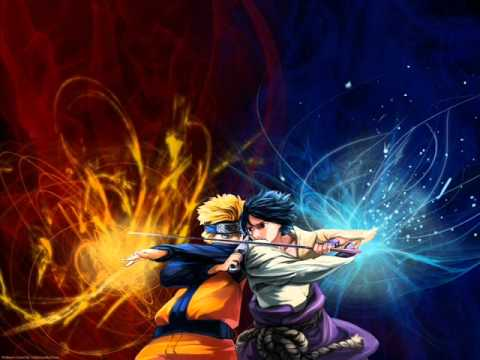 Naruto Shippuden Ost 1 - Track 14 - Hakubo ( Nightfall ) video