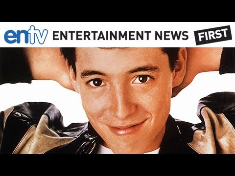 FERRIS BUELLER: Matthew Broderick is