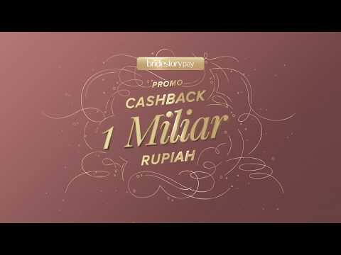 download lagu Dapatkan Cashback Rp 1 Miliar dengan Bridestory Pay! gratis