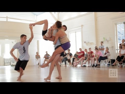 Pilobolus Summer Workshop Series