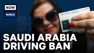 Beyond the Driving Ban in Saudi Arabia | NowThis World