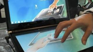 UNVEILED: Dual-Screen Acer Iconia Laptop - CES 2011