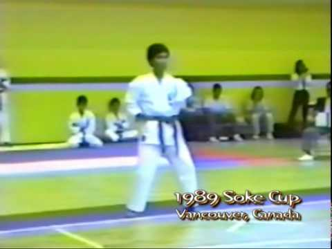 Chito-Ryu Karate-do: Soke Cup Kata Highlights 1989-98