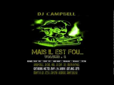 Dj Campbell - Remix Ragga - Kingston Town (Alborosie,Sizzla,Bounty Killer & Capleton)