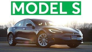 4K Review: 2016 Tesla Model S Quick Drive | Consumer Reports