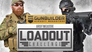 Custom Gun Builder Loadout Challenge | Airsoftmegastore.com
