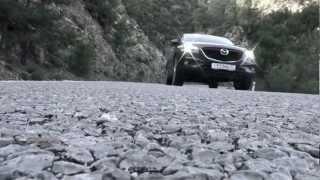 "New Mazda CX9 - тест-драйв ""Турецкими тропами"""