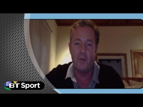 Piers Morgan's Arsene Wenger rant | BT Sport