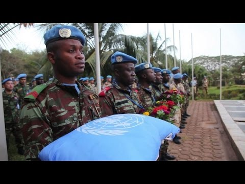 UN pays tribute to fallen Mali peacekeepers