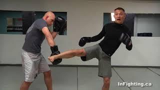 Kick Counter Drill