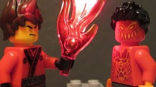 LEGO Ninjago - Shadows Of Destiny - Episode 11: Fire vs. Fire!