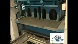 Máy đóng gạch block  Sản xuất gạch không nung