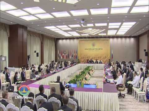 Lao NEWS on LNTV: The 47th ASEAN Foreign Ministers Meeting concludes in Myanmar.11/8/2014