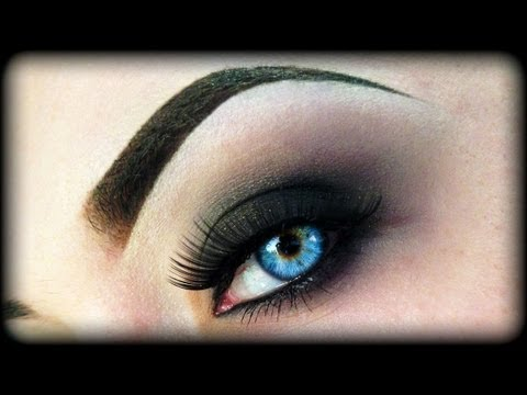 Sexy Smoky Eyes & Bold Brows - Make Up Tutorial + Anastasia Beverly Hills & Bussareps Review