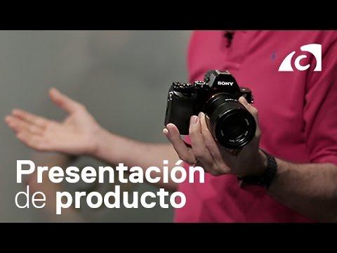 Presentaci�n Sony Alpha 7s por Javier �gueda