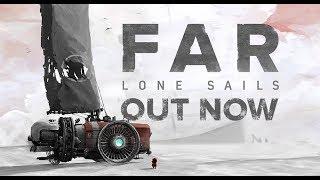 Far:Lone Sails-полное прохождение на русском!