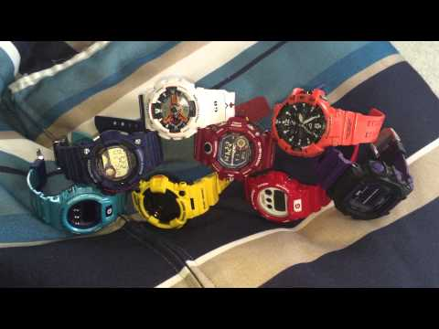 Starting 365 G Shock Reviews in 365 Days