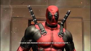 Deadpool- part 1-çünkü biz deadpool