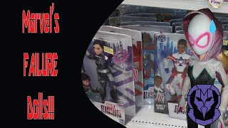 Marvel's FAILURE! Marvel Rising Ghost Spider: From the Clearance Shelf