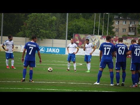26.07.17. Динамо-СПб - Ротор 0:3. Обзор матча