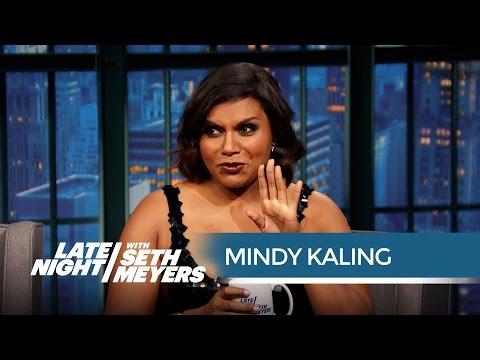 Mindy Kaling: Bridesmaids Have It Way Worse Than Groomsmen - Late Night with Seth Meyers