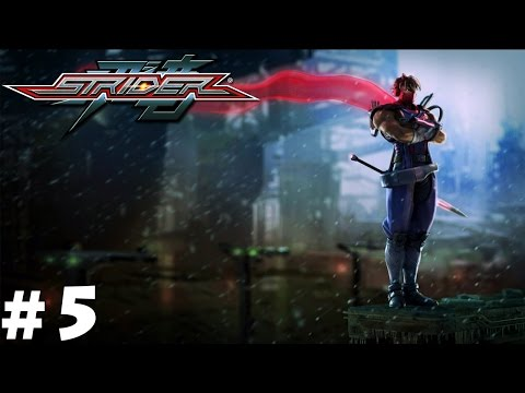 Strider (PS4) #5 - Industry & Black Market