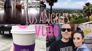Los Angeles VLOG Makeup Shopping, Hiking, Moving, 5000 Subscribers | lesleydoesmakeup