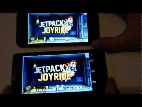 iPhone 5 vs Motorola Razr HD Comparativa EN ESPAÑOL!! Parte 1