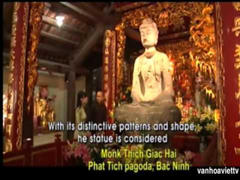 Khám phá chùa Phật Tích (Tiên Du - Bắc Ninh)