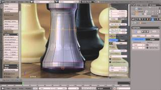 Tutorial: How to Create a Simple Chess Piece in Blender