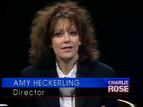 """Director Amy Heckerling Interview On """"Clueless"""" (1996)"""