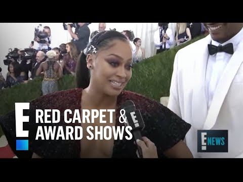 Lala and Carmelo Anthony Dish on Met Gala 2016 Prep | E! Live from the Red Carpet