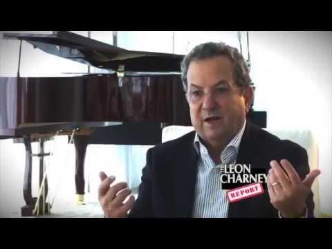 Israeli-Palestinian Peace Talk Special 2: Ehud Barak | Charney Report