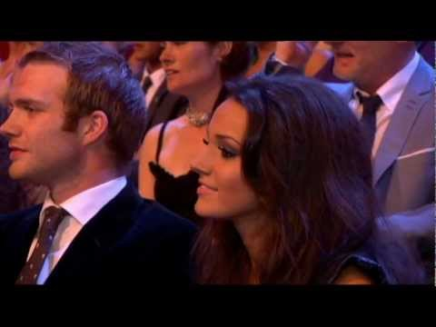 British Soap Awards 2012: Sexiest Male & Female (Scott Maslen & Michelle Keegan)